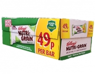 Kelloggs Nutri-grain Apple Bars 37g (Case of 24)