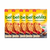 Belvita Breakfast Biscuits Raspberry & Chia Seeds 270g (5 Pack) – £4.99