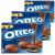 Oreo Milk Chocolate Covered 3 x (6 twin packs) – £3.49