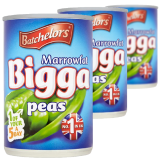 Batchelors Bigga Marrowfat Peas 300g (Triple Pack)