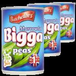 Batchelors Bigga Marrowfat Peas 300g (Triple Pack)
